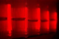 Linterna roja. Fragmento. Macro Fotografía de archivo libre de regalías