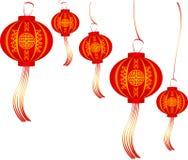 Linterna tradicional china Imagen de archivo