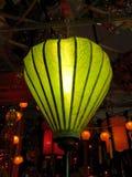 Linterna verde Foto de archivo
