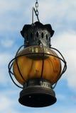 Linterna vieja Fotos de archivo libres de regalías