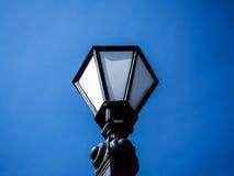 Linterna vieja de la calle Fotografía de archivo