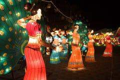 Linternas Foto de archivo libre de regalías