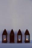 linternas Imagenes de archivo
