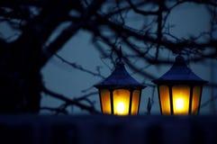 Linternas Fotografía de archivo libre de regalías