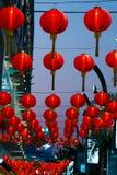 Linternas chinas imagen de archivo libre de regalías