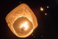 Linternas chinas foto de archivo