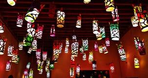 Linternas colombianas Fotos de archivo libres de regalías
