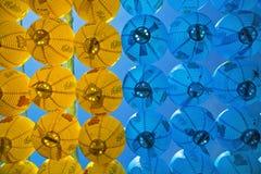 Linternas de papel chinas Foto de archivo libre de regalías