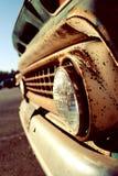 Linternas del camión del vintage Imágenes de archivo libres de regalías