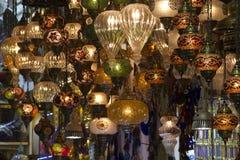 Linternas turcas Fotografía de archivo