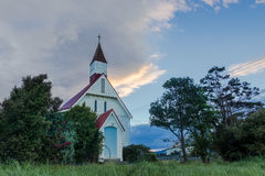 Linton Counry Church Stock Images