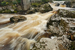 Linton Falls Stock Photo