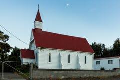 Linton Wooden Church Stock Photo