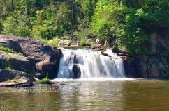 Linville Falls Royalty Free Stock Images