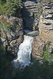 Linville Falls In North Carolina Royalty Free Stock Photo