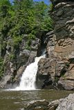 Linville Falls Royalty Free Stock Photography