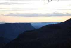 Linville Gorge Royalty Free Stock Photos
