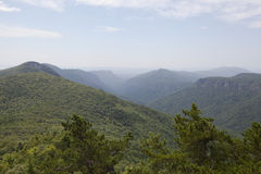 Linville Gorge Royalty Free Stock Image