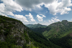 Linville Gorge Stock Images