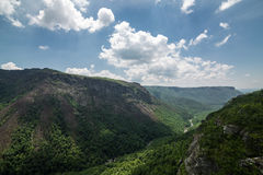 Linville Gorge Royalty Free Stock Photo