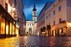 Free Linz, Austria. Royalty Free Stock Image - 176349466