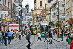 Linz, Austria Royalty Free Stock Photography