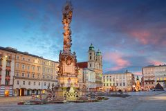 Linz, Austria. royalty free stock image