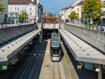 Linz, austria Royalty Free Stock Photo