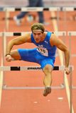 Linz Indoor Track and Field Meeting Stock Photos