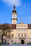 Linz - Landhaus stockfoto