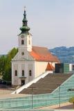 Linz - Landhaus/oberer Österreicher Landtag/Parlament Lizenzfreies Stockbild