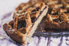 Linzer Torte Royalty Free Stock Image