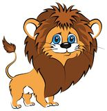 Lion Photo libre de droits