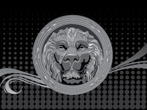lion Royaltyfri Illustrationer