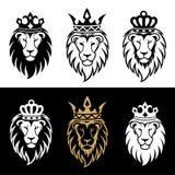 Lion2 ilustración del vector