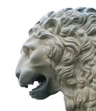 Lion Admiralty embankment stock image