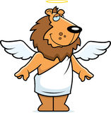 Lion Angel Royalty Free Stock Photo