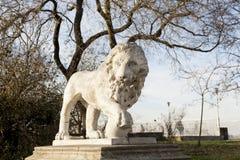 Lion Architecture Fotografía de archivo libre de regalías
