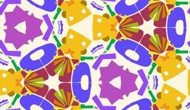 Lion Background Pattern abstrait Image stock