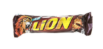 Lion Bar Royalty Free Stock Photos