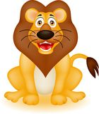 Lion cartoon Royalty Free Stock Photography