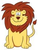 Lion cartoon Stock Photo