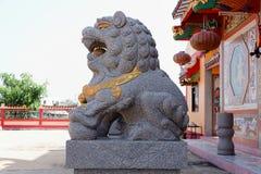 Lion China Photos stock