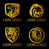 Lion Concept Logo Royalty Free Stock Photo