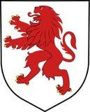 Lion Crest Stock Image