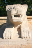 Lion d'Anitkabir, Ankara Photographie stock