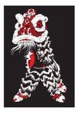 Lion Dance Photographie stock libre de droits