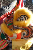 Lion Dance Photographie stock