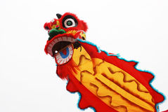 Lion dance costume Stock Photography