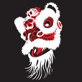 Lion Dance. Stock Photography